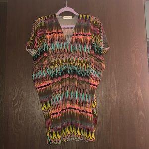 Veronica M Multi-color Dress